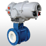 Structural Ceramics Ball Valve(dynamic drive)