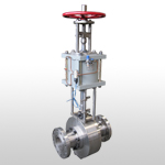 Sliding Plate Switch Valve