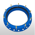 Dedicated Flange Adaptor for DI Pipe