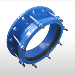 Dedicated Flange Adaptor for STEEL Pipe