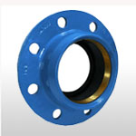 Major Stop Flange for PVC/PE Pipe