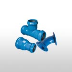 DI Pipe Fittings for UPVC Pipes