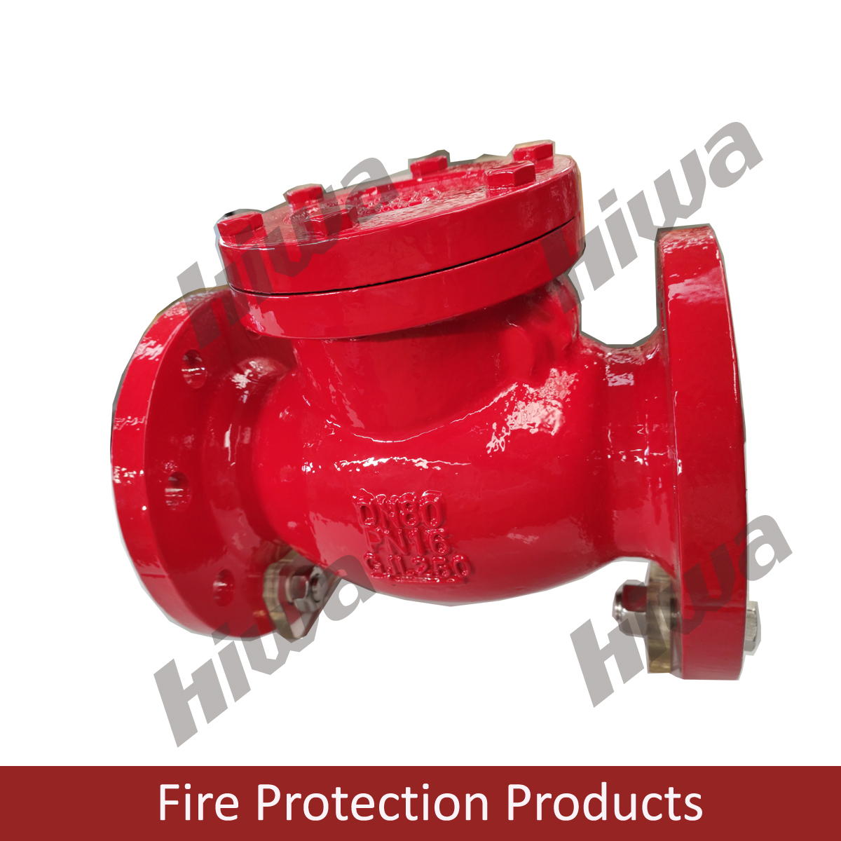 Fire service Flange Swing check valve
